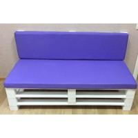 Дизайнерский диван из поддонов