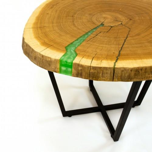 """Кофейный столик """"Изумрудный"""""""