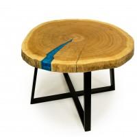 "Кофейный столик ""Голубая лагуна"""
