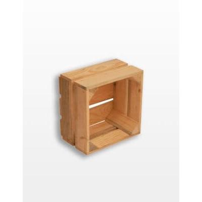 Ящик деревянный 25x25x16