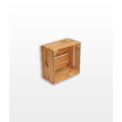 Ящик деревянный 30x25x16