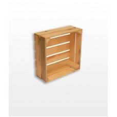 Ящик деревянный 40x40x16