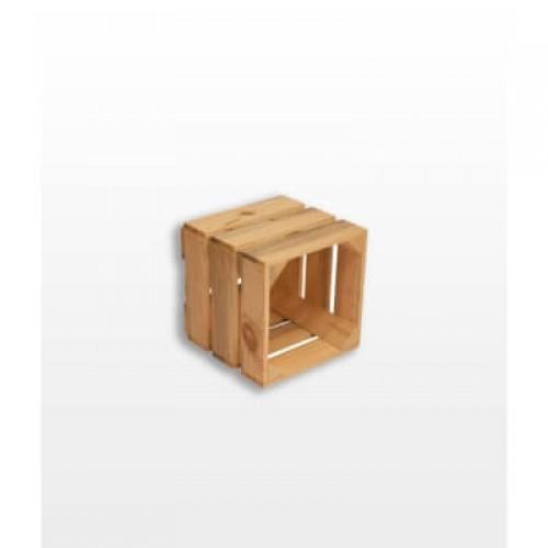Ящик деревянный 25x25x25