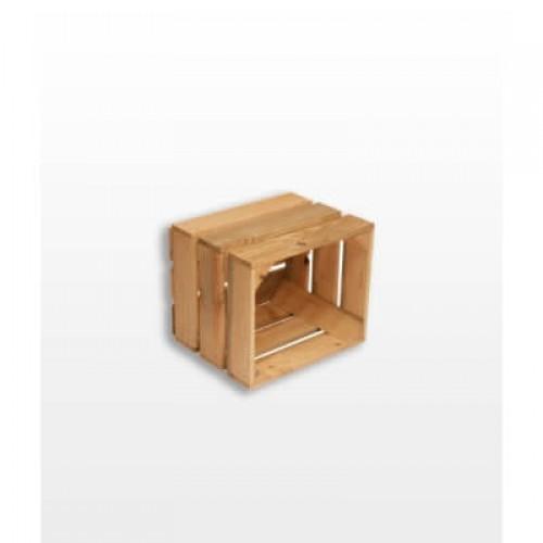 Ящик деревянный 30x25x25