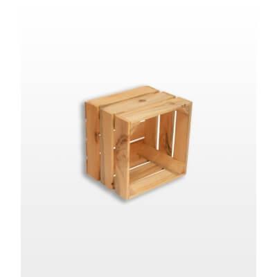 Ящик деревянный 30x30x25