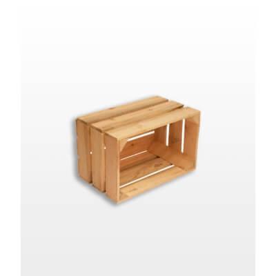 Ящик деревянный 40x25x25