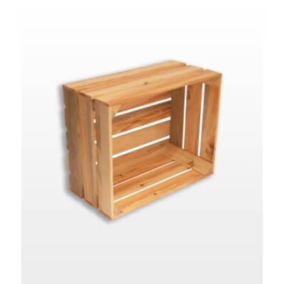 Ящик деревянный 50x40x25