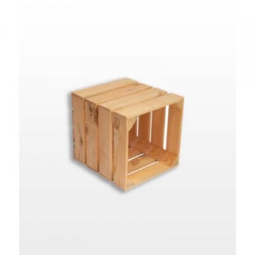 Ящик деревянный 30x30x33