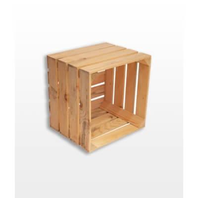 Ящик деревянный 40x40x33