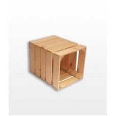 Ящик деревянный 30x30x40