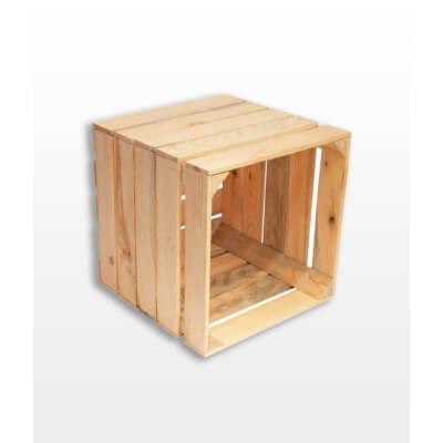Ящик деревянный 40x40x40