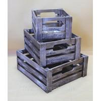 Декоративный Ящик в 3 Размерах
