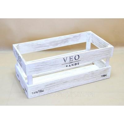 Декоративный Ящик Белый