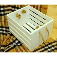 Подарочный ящик для напитков под ретро