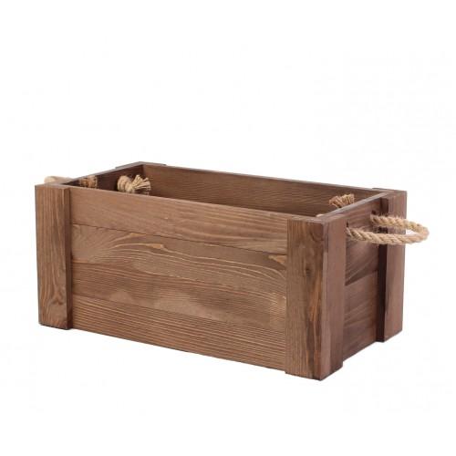 Декоративный Ящик Серый