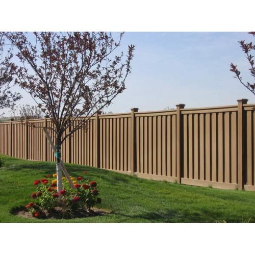 """Деревянный забор """" Rim"""""""
