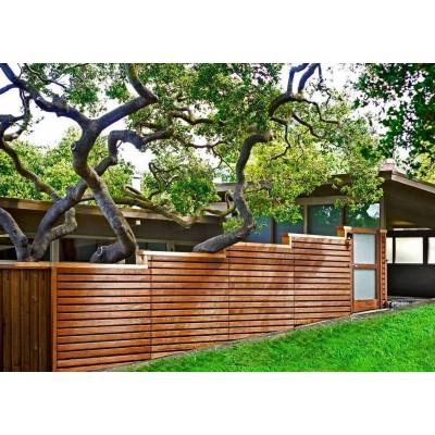 Деревянный забор «Constanta»