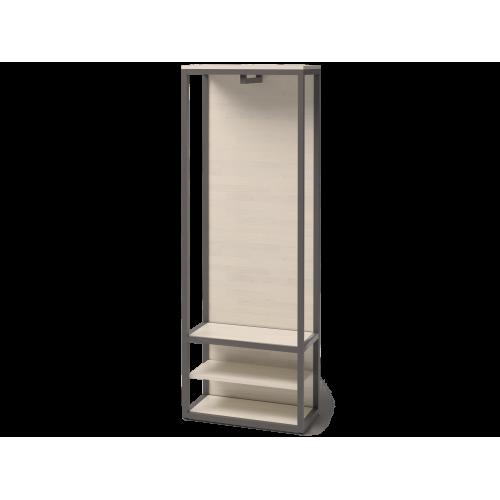 Шкаф-вешалка лофт
