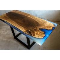Журнальный столик орех