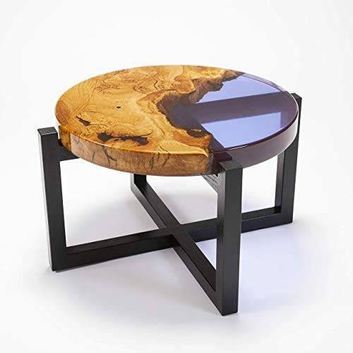 """Кофейный столик """"Инь-Янь"""""""