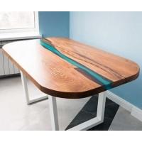 Оригинальный стол из ясеня