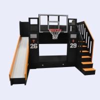 """Двухэтажная  кровать """"Баскетбол"""""""