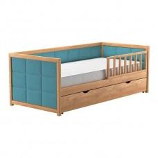 Кроватка с Мягкой Стенкой