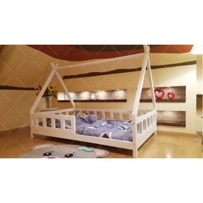 Кроватка Шалаш с Бортиком