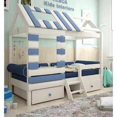 Кровать Море