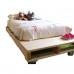 Кроватка из Паллет