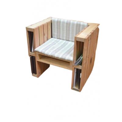 Кресло с пространством для вещей