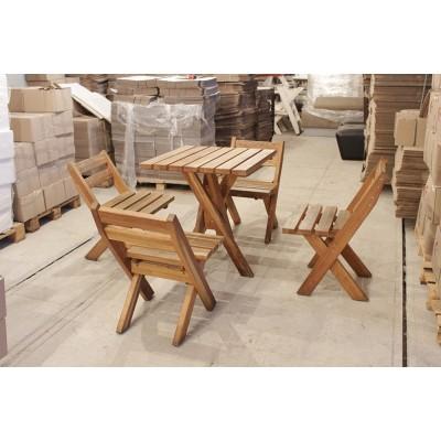 Комплект Садовой Мебели на Четверых